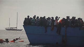 La crise migratoire continue en Italie