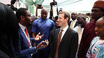 Facebook CEO lauds Tuteria boss, a Nigerian tech geek he met in Abuja