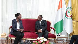 Présidentielle française 2017 : Rama Yade reçue à Abidjan par Alassane Ouattara