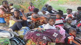 Humanitarian situation in Congo's Pool region