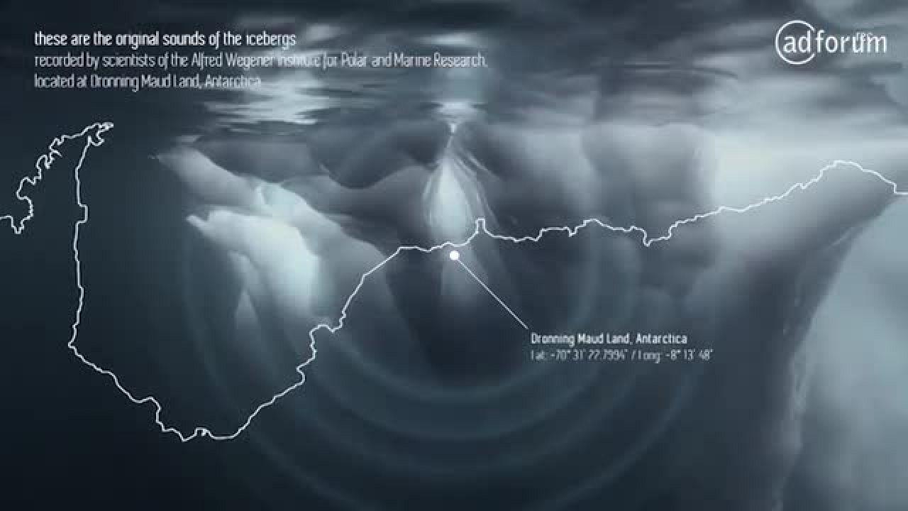 Iceberg Songs (120s) (UN / IAA Climate Change)