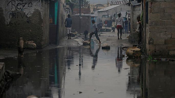Hurricane Matthew forces Haiti to postpone presidential election