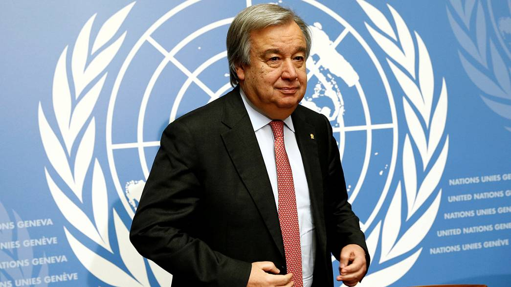Portugal's former PM Guterres tipped to be UN secretary general