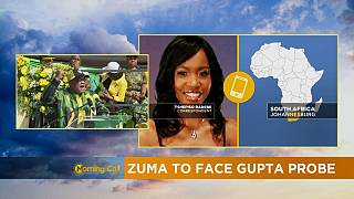 Afrique du Sud : Zuma et l'affaire Gupta [The Morning Call]
