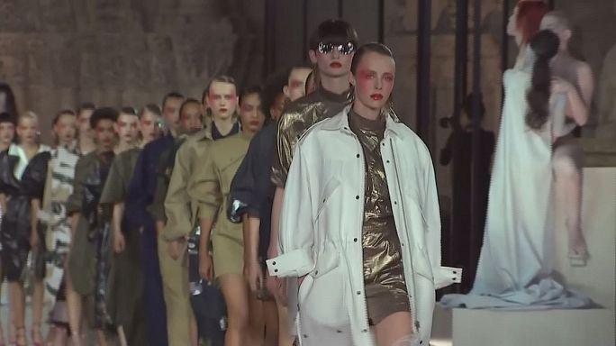 Paris Moda Haftası'nda Kenzo rüzgarı