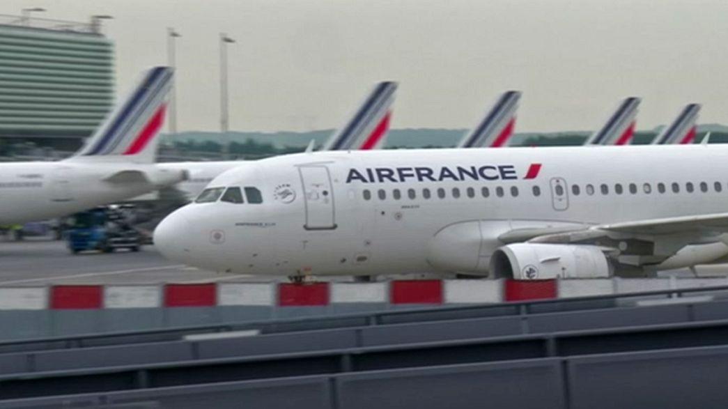 Акты саботажа против Air France. Слухи или реальность?