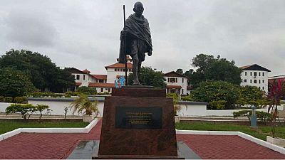 Ghana: Gandhi raciste ou pas?