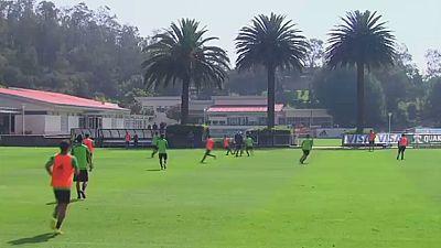 Le stade de Santiago du Chili suspendu par la Fifa