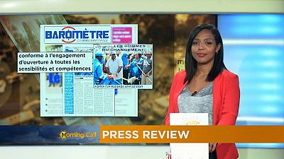 Press Review of October 6, 2016 [The Morning Call]