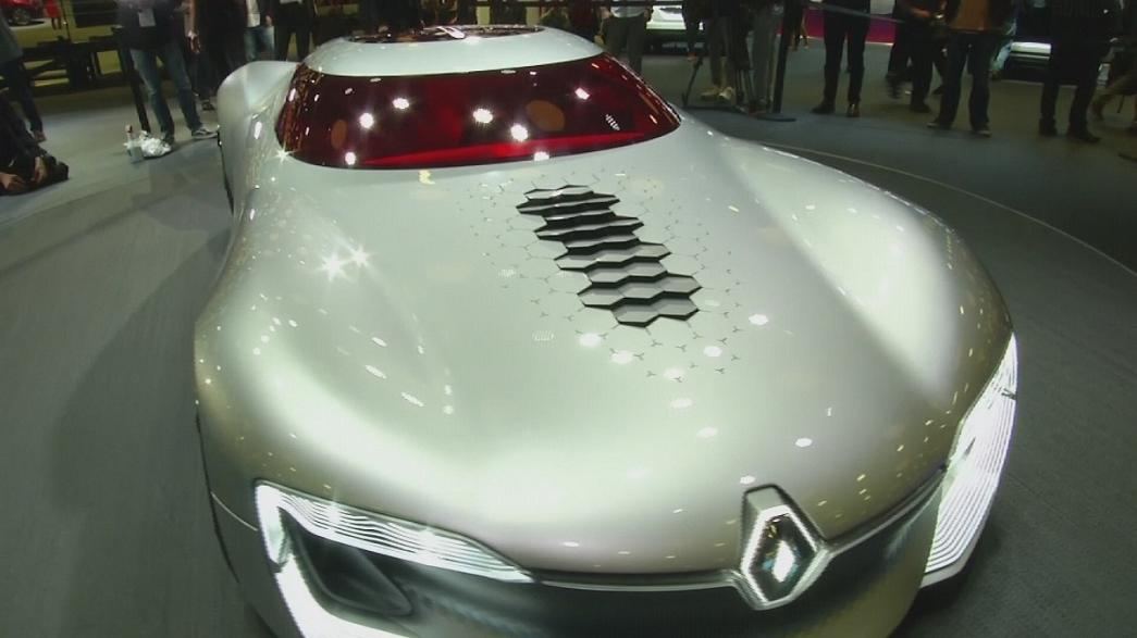 Paris Motor Show: the future of driving
