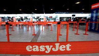 easyJet: Πλήγμα από τρομοκρατία και στερλίνα
