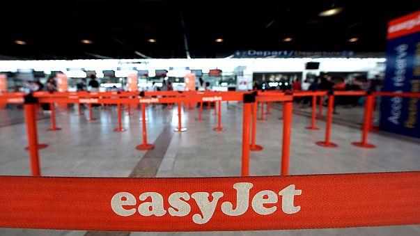 Прибыль easyJet упала впервые с 2009 года