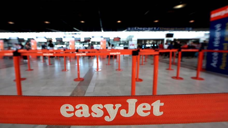 Profit warning hits easyJet's shares