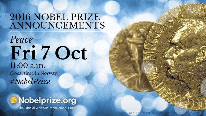 2016 Nobel Peace Prize: contenders and potential winners