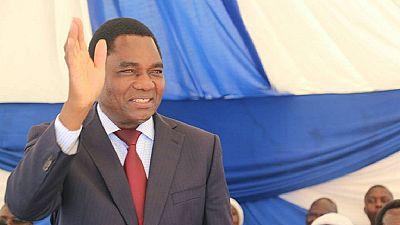 Zambie : le leader de l'opposition Hakainde Hichilema accusé de sédition
