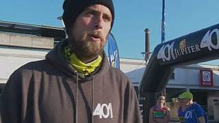 UK marathon man completes anti-bullying awareness quest