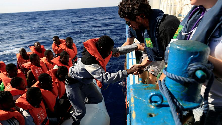 Sicily: 10000 migrants saved in 48 hours
