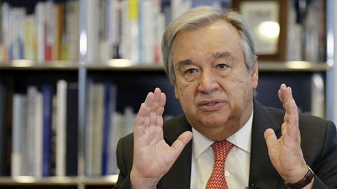 Antonio Guterres lesz az ENSZ kilencedik főtitkára