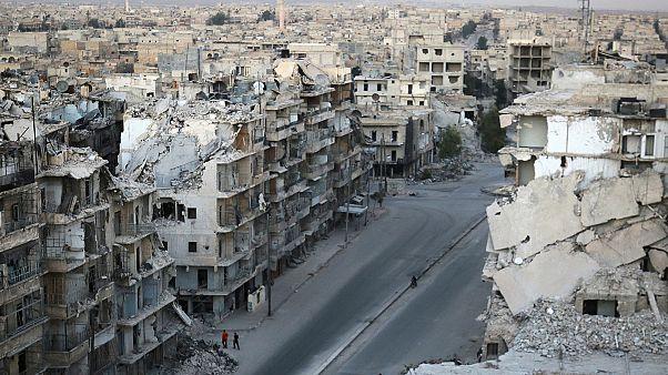 Civileket ölnek meg a szélsőségesek helyett Aleppóban