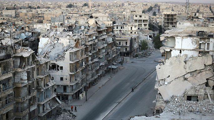 Стаффан де Мистура готов вывести боевиков из Алеппо ради спасения города
