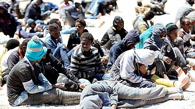 Libya rejects EU-proposed migrant camp on its soil