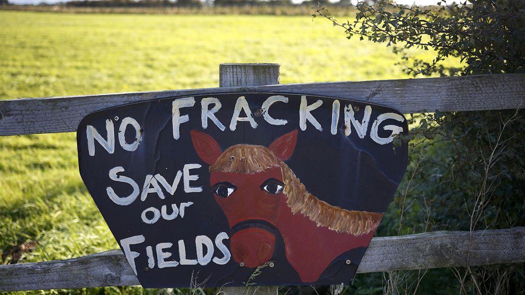 Gas di scisto: Londra dice sì al fracking, nel Regno Unito scontro governo-enti locali