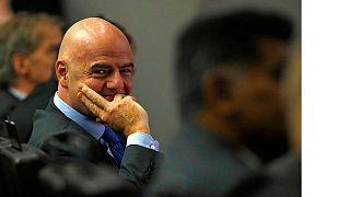 FIFA : Infantino évoque l'idée d'un mondial à 48 équipes