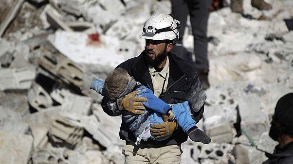 Weißhelme in Syrien: unerwartete Retter