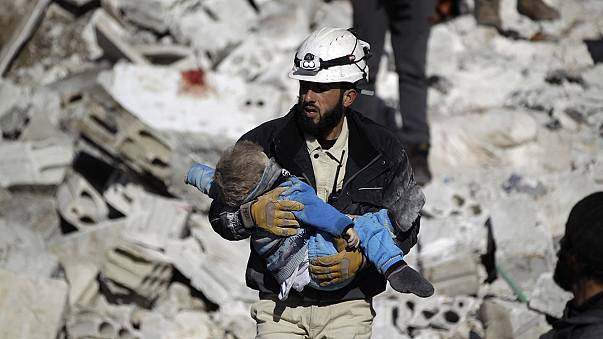 White Helmet rescuers fair game for ruthless Syrian regime says founder