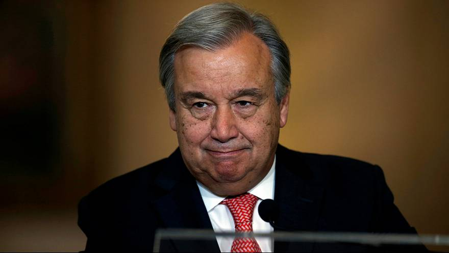 "Guterres ""grateful and humble"" for UN nomination"