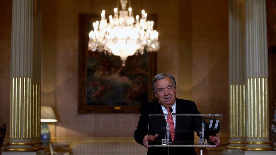 Yeni BM Genel Sekreteri Guterres olacak