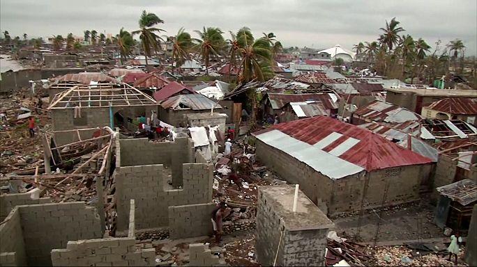 Nagyon sok halálos áldozatot szedett eddig a Matthew hurrikán