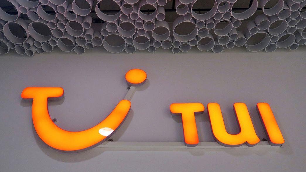 Tuifly stellt Flugbetrieb am Freitag fast vollständig ein
