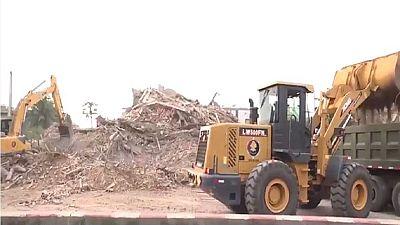 Bénin : trois morts dans l'effondrement d'un immeuble