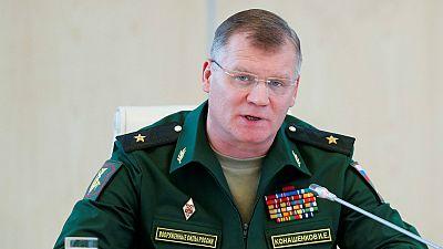 Russland droht mit Luftabwehrraketen im Fall von US-Luftangriffen in Regimegebieten