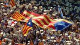 El Parlamento de Cataluña fija un referéndum independentista para septiembre de 2017