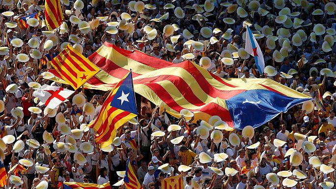 اقرار استفتاء في كاتالونيا يخص الاستقلال عن اسبانيا