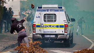 Criminals have infiltrated 'Fees Must Fall' protests – SA police