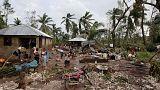 Ardında yüzlerce ölü bırakan Matthew Kasırgası Florida kıyılarında