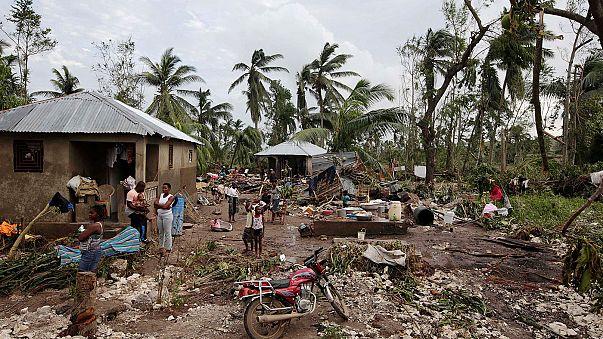 Muerte y devastación en Haití tras el paso del huracán Matthew