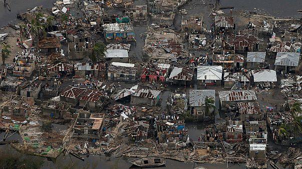 Haïti : au moins 339 morts après le passage de Matthew