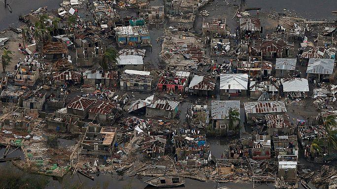 Hurricane Matthew: Death toll soars in Haiti
