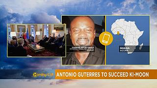 Antonio Guterres poised to become the next UN Secretary General [The Morning Call]