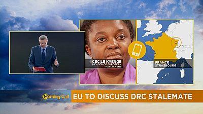 RDC : les députés européens haussent le ton [The Morning Call]