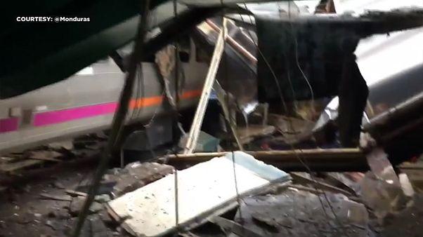 سرعت بیش از حد، دلیل سانحه برخورد قطار با ایستگاه در آمریکا