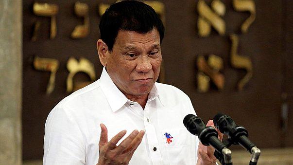 Philippines : Duterte ira jusqu'au bout de sa guerre contre la drogue