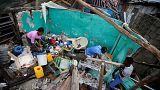 Haiti'de kasırganın ardından