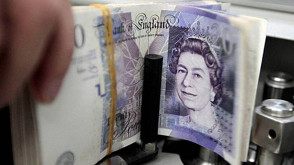 Pound hammered by flash crash