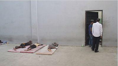 La Libye s'oppose aux camps de migrants