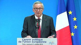 Juncker für Fortsetzung der TTIP-Gespräche